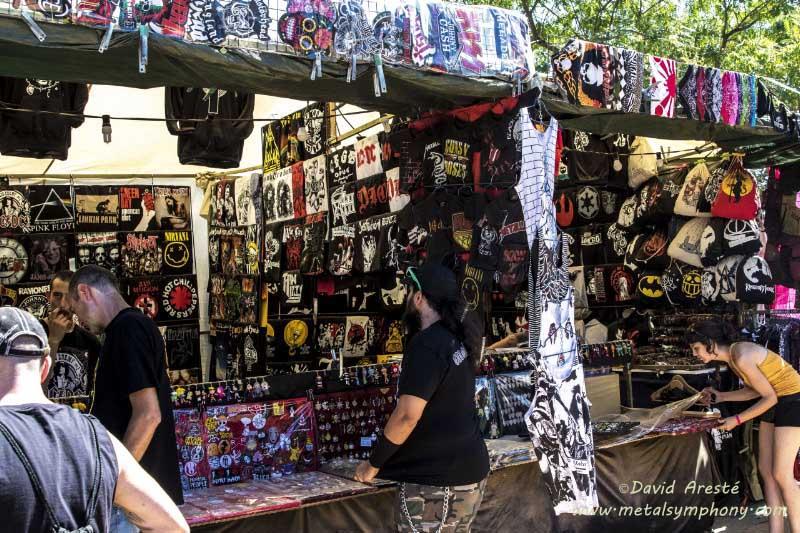 Rock Fest Bcn'16: 'No hay dos sin tres' - Primeras impresiones