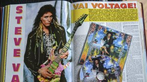 Steve Vai: Passion and Warfare // Epic