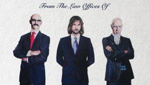 Levin Minnemann Rudess : From the law of Levin Minneman Rudess // Lazy Bones Records