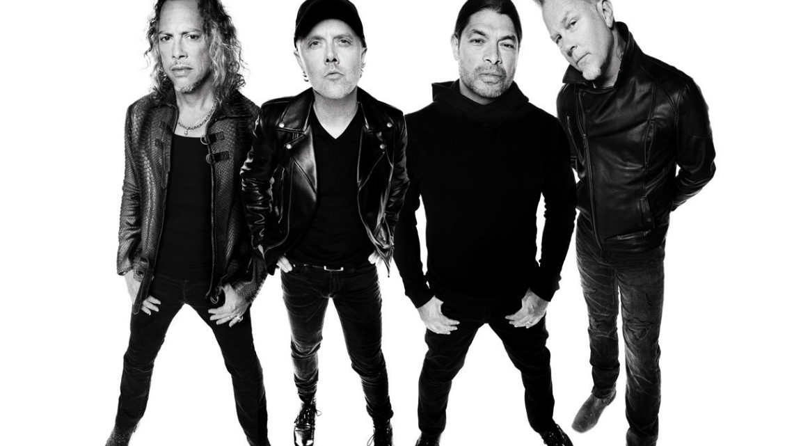 Detalles del nuevo disco de Metallica, «Hardwired…To Self-Destruct»