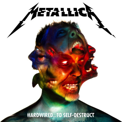 "Detalles del nuevo disco de Metallica, ""Hardwired…To Self-Destruct"""