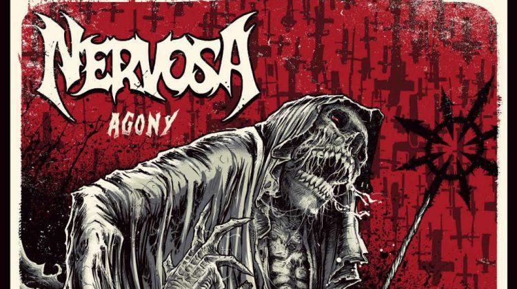 Nervosa: Agony // Napalm Records