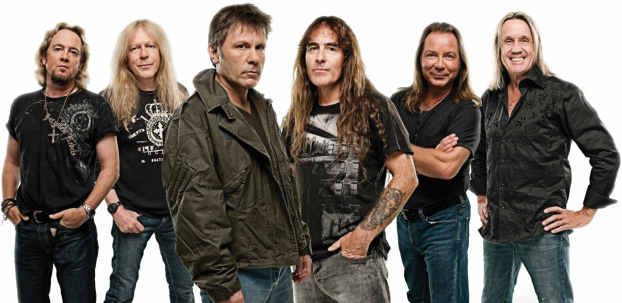 Iron Maiden gobernó Madrid