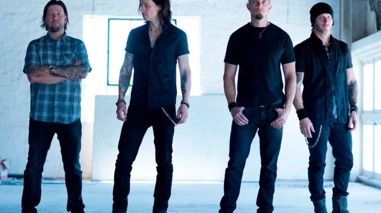Alter Bridge en Barcelona