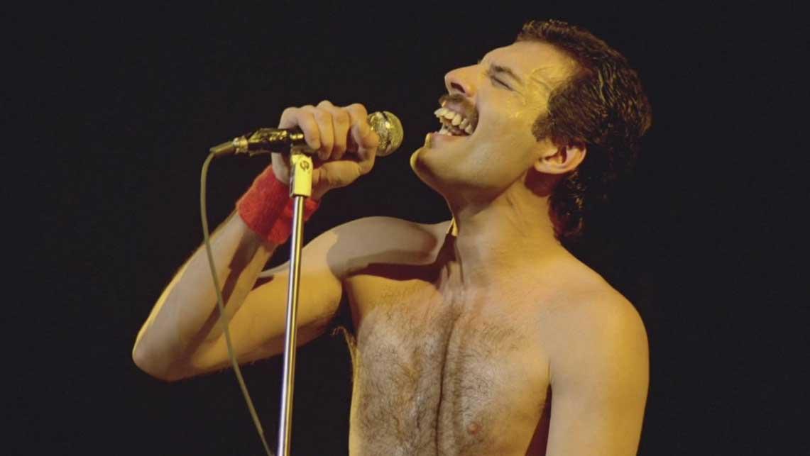 Freddie Mercury – Dios Salve A La Reina !!!!