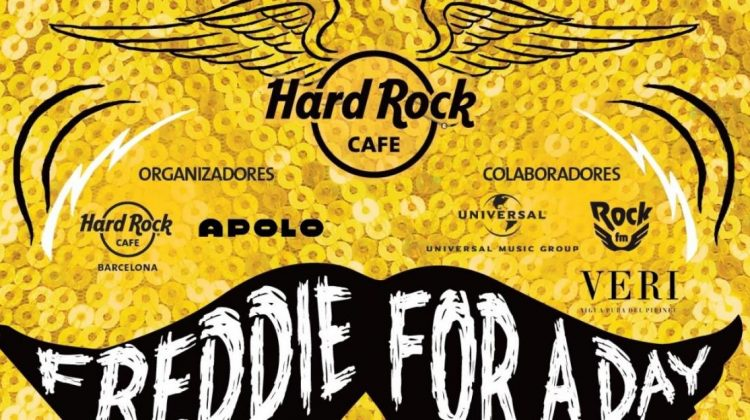 Freddie for a day'16 - Barcelona: Concierto de Momo @Sala Apolo