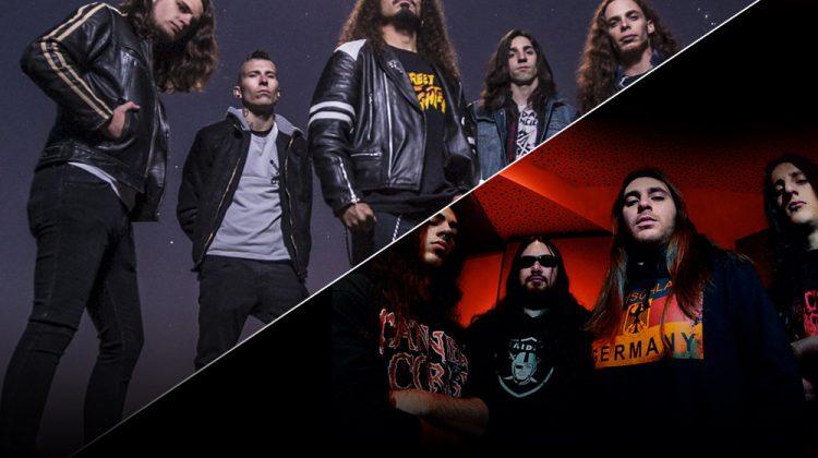 Gira conjunta de Suicidal Angels y Crisix por España