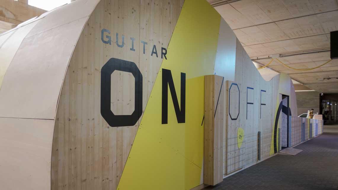 «Guitar On-Off» al Auditori de Barcelona