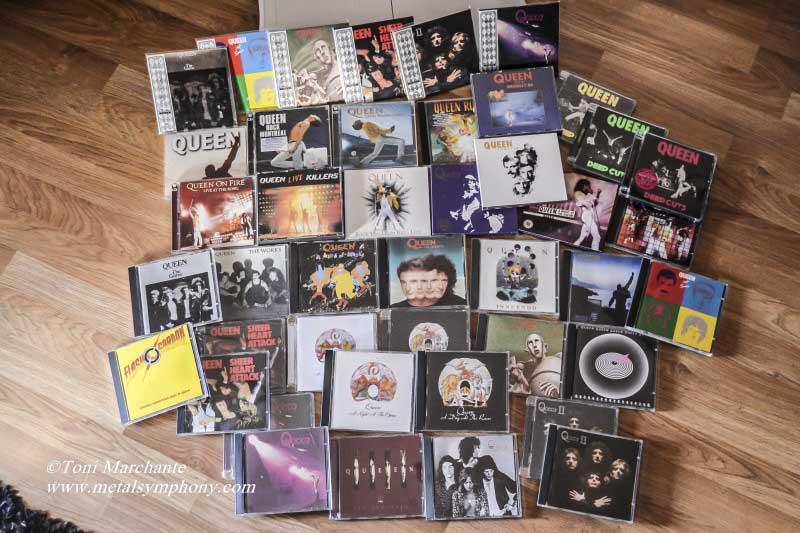 Queen: Todos sus álbumes – Martin Popoff // Editorial Blume