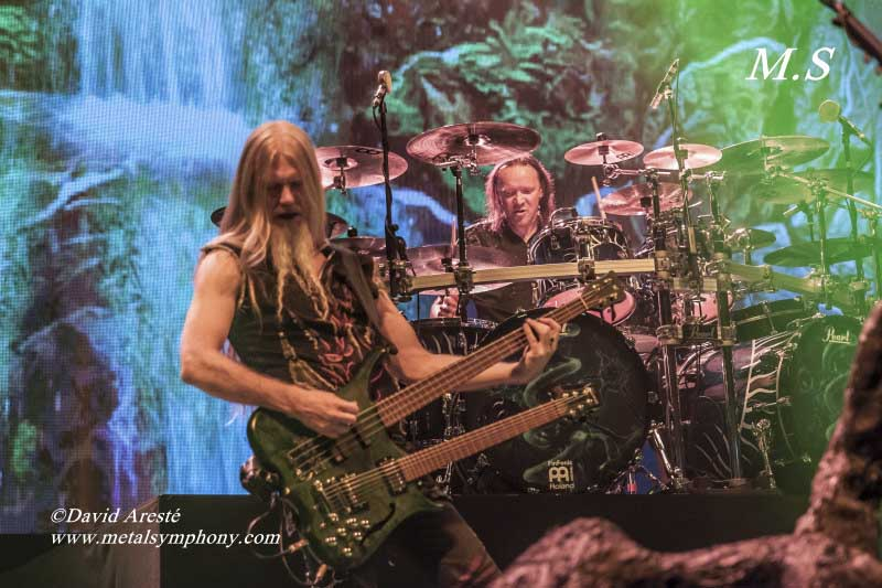 Marko Hietala abandona Nightwish