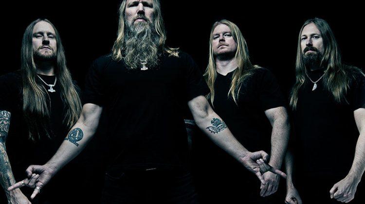Fechas de la gira de Amon Amarth por España