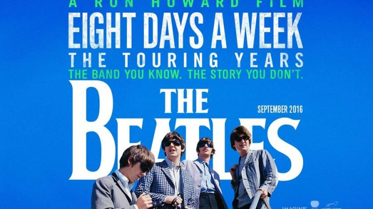 """The Beatles: Eight days a week"" la semana que viene en cines"