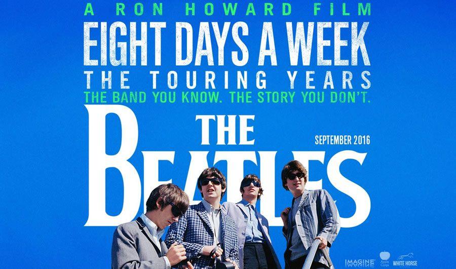 «The Beatles: Eight days a week» la semana que viene en cines