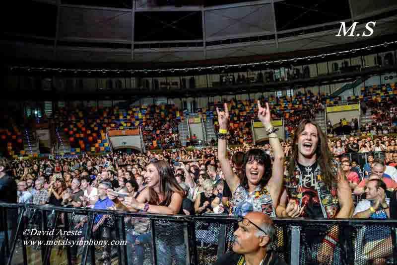 Status Quo se despiden en Tarragona dando una gran lección de Rock