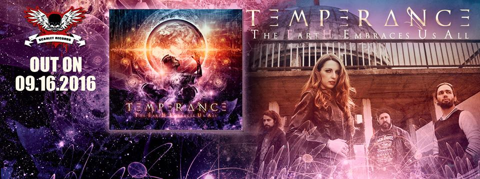 Temperance: The Earth embrace us all // Scarlet Records