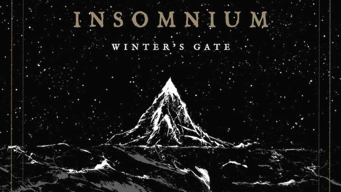 Insomnium: Winter's Gate // Century Media