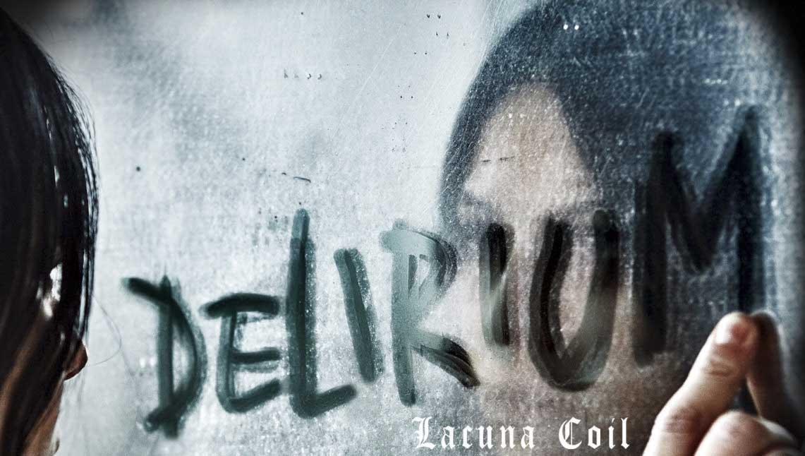 Lacuna Coil: Delirium // Century Media Records