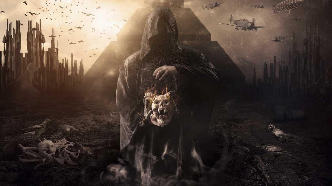 Antalgia: Twisted Dreams Of Dark Commander //M&O Music