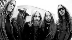 Blackberry Smoke : Like An Arrow // Earache