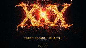 KAI HANSEN & Friends: XXX 3 decades in metal // Ear Music