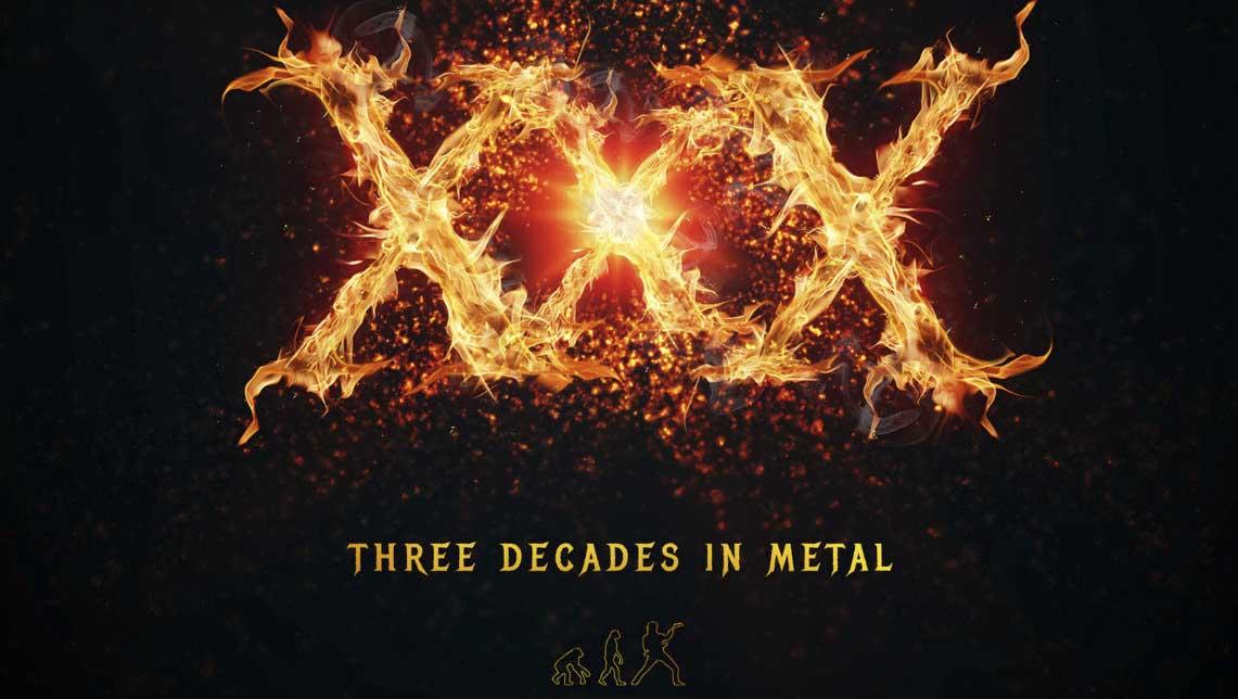 KAI HANSEN & Friends: XXX 3 decades in metal // Ear Music