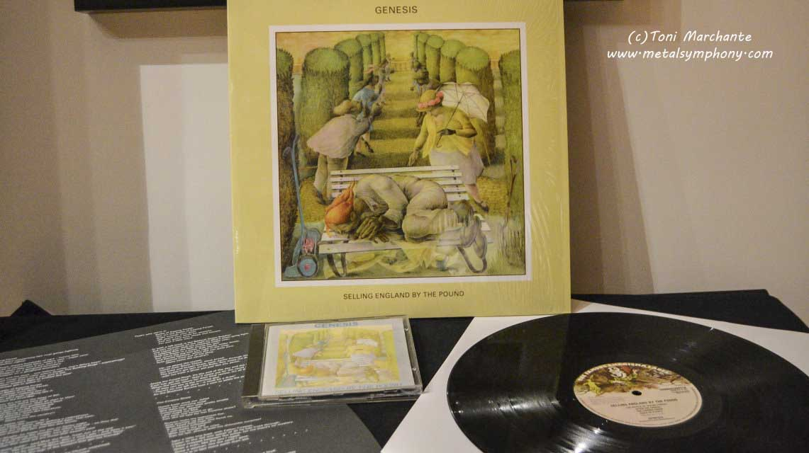 Genesis : Selling England by the Pound // Virgin