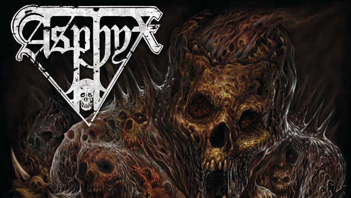Asphyx: Incoming Death // Century Media