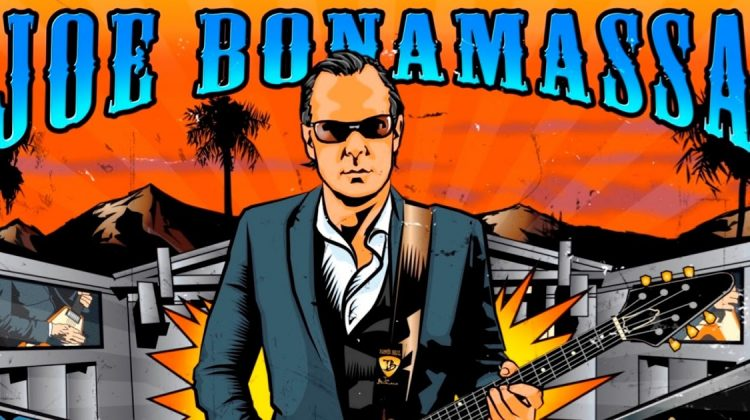 Joe Bonamassa: Live At The Greek Theatre // Mascot - Provogue Records