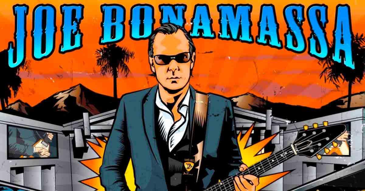 Joe Bonamassa: Live At The Greek Theatre // Mascot – Provogue Records