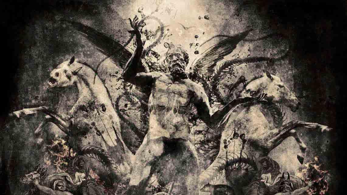 Noctem: Haeresis // Art Gates / Prosthetic Records