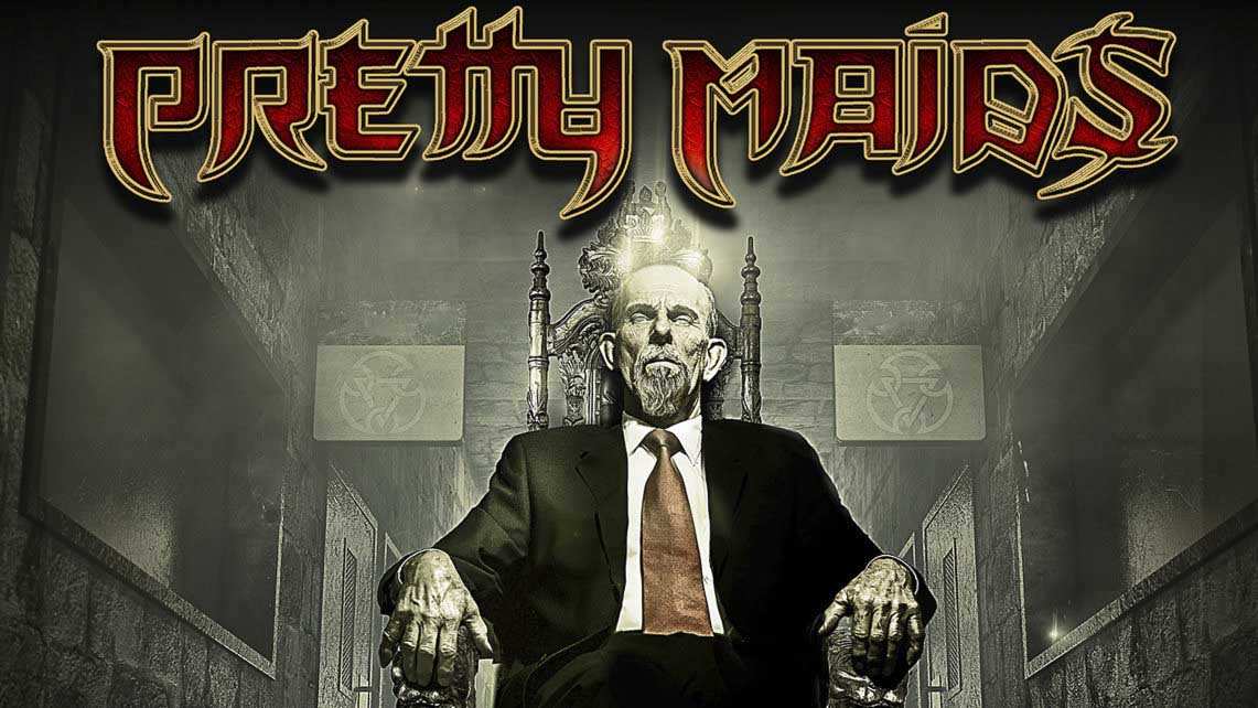 Pretty Maids: Kingmaker // Frontiers Records