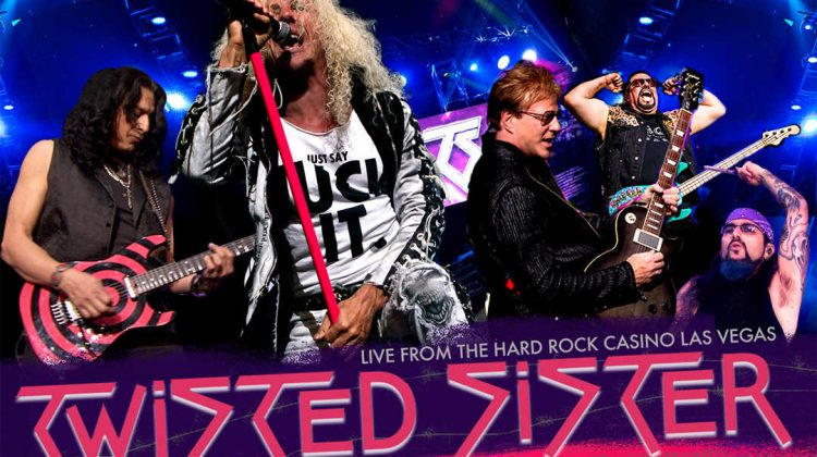 Twisted Sister: Metal Meltdown // Loud & Proud Records