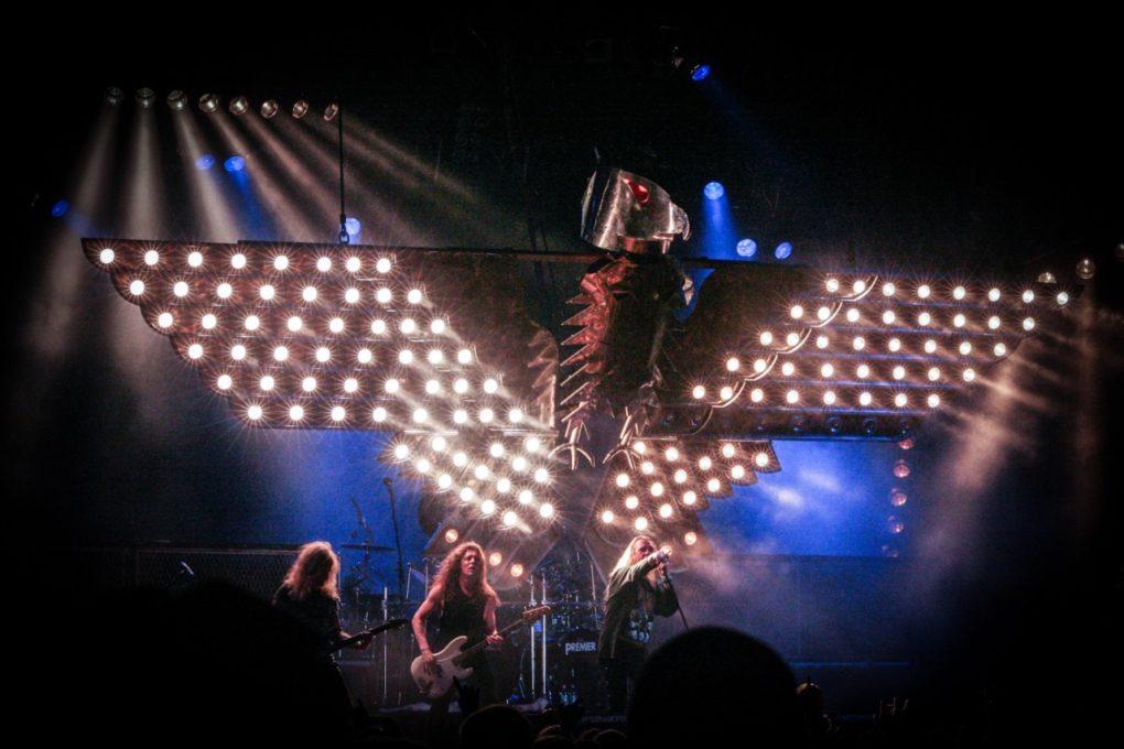 Listo el Rock Fest On Tour'16: Saxon, Girlschool y '77