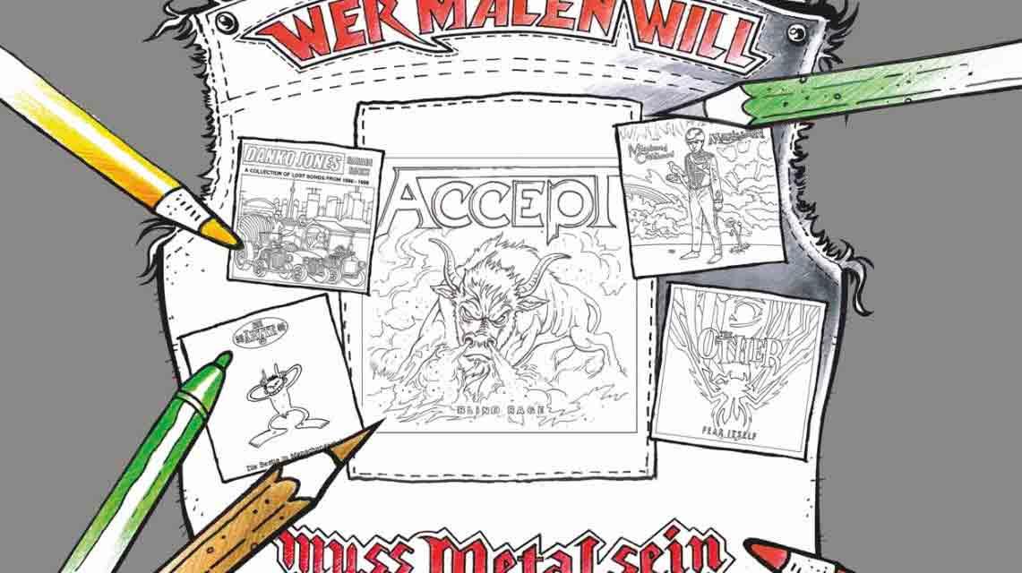 Entrevista a Renatus Töpke, creador del libro «Wer malen will, muss metal sein»