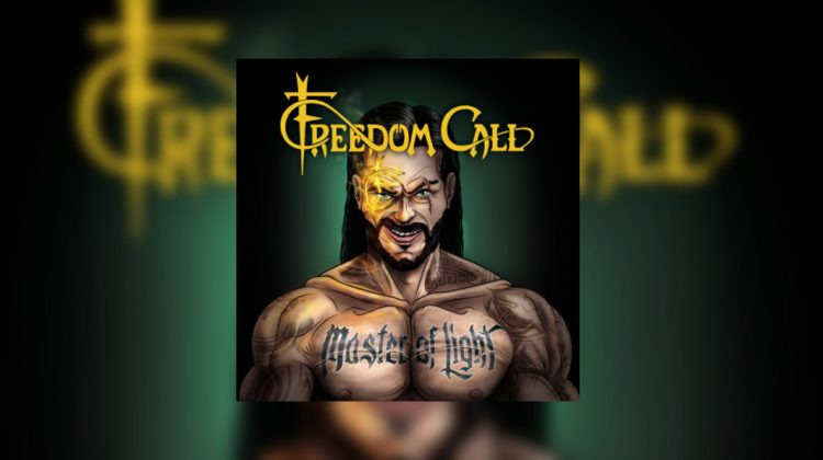 Freedom Call: Master of light // SPV Records