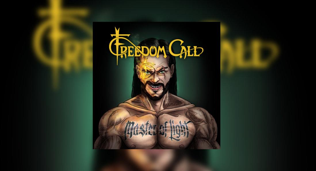Freedom Call: Master of light // SPV Records
