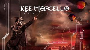 Kee Marcello : Scaling Up // Frontiers Records