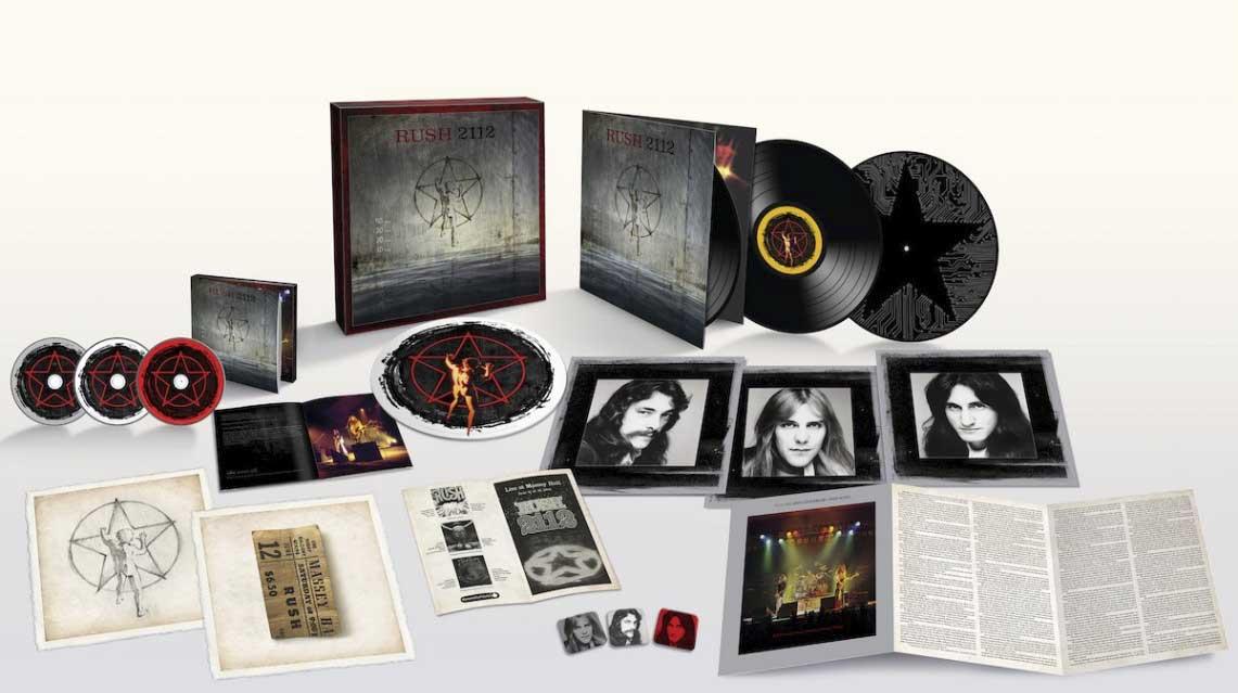 """Rush: """"2112"""" 40th Anniversary // Mercury"""