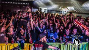 Calella RockFest  se asienta con la conexión del norte de 2016