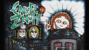 Enuff Z'nuff : Clowns Lounge // Frontiers Records