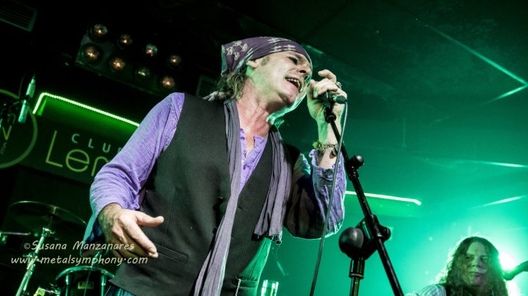 Madrid bailó con los ritmos acústicos de The Quireboys y W.C.Rebels