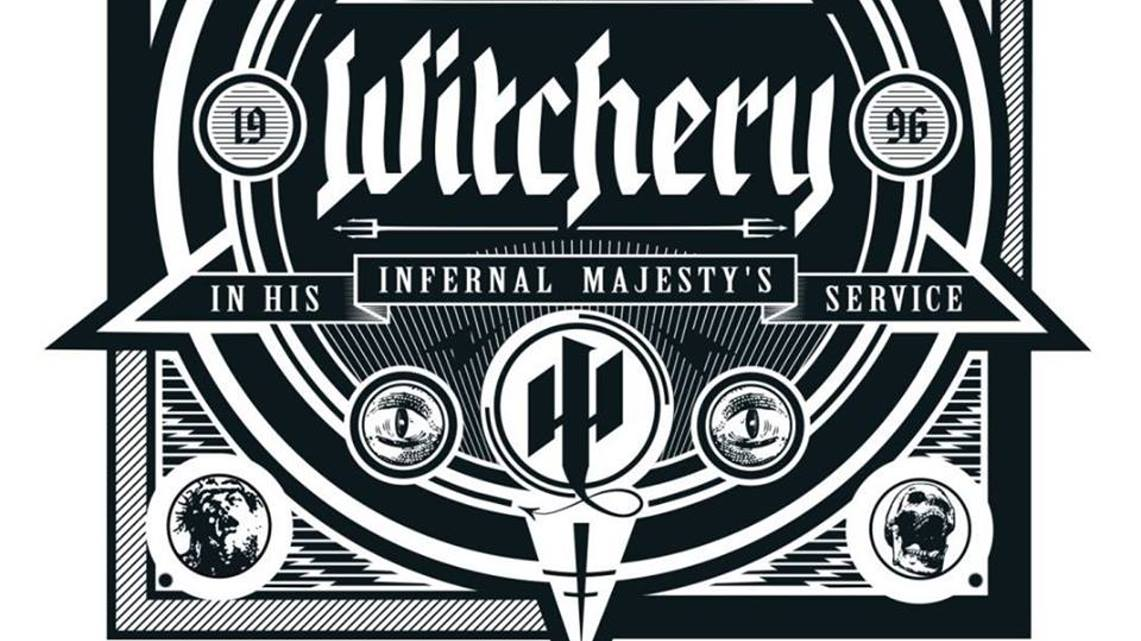 Witchery: In His Infernal Majesty's Service // Century Media