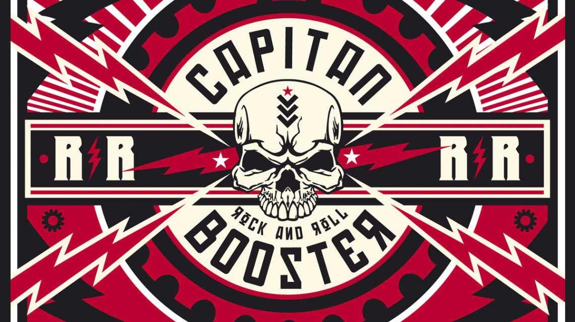 Capitán Booster: 6 puñaladas // Lengua Armada Records