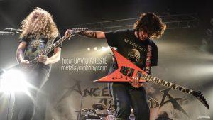 Rock fest barcelona'17: Distribución por días