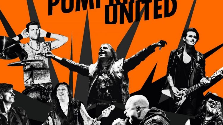 "Concierto especial de Helloween ""Pumpkins United"" en Madrid"