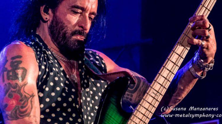 La gira europea de Marco Mendoza llega en marzo a Coruña de la mano de Kiss Army Spain