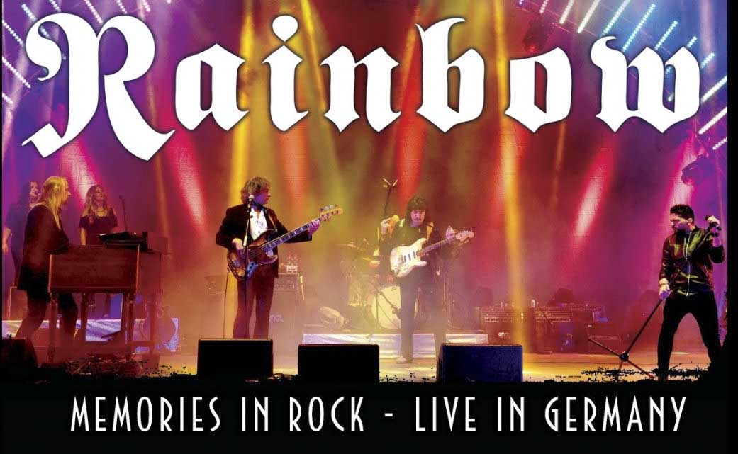 Ritchie Blackmore's Rainbow: Memories In Rock: Live In Germany // Eagle Rock