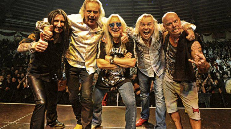 Uriah Heep en gira