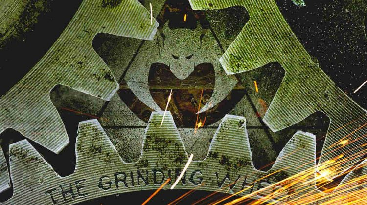 Overkill: The Grinding Wheel // Nuclear Blast