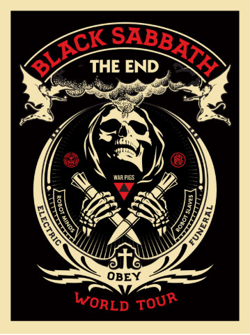 Shepard-Fairey-Black-Sabbath-Poster-Red-The-End-2016